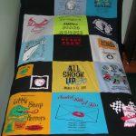 Large Tee Shirt Quilt