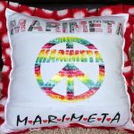 Camp Marimeta Pillow