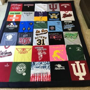Full Size Bed Quilt