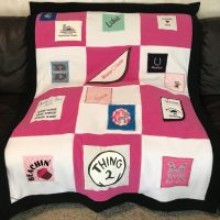 Horse Saddle Pads - Memory Quilt