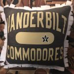 Vanderbilt T-Shirt Pillow